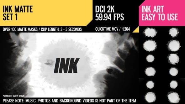 Ink Matte (HD Set 1)