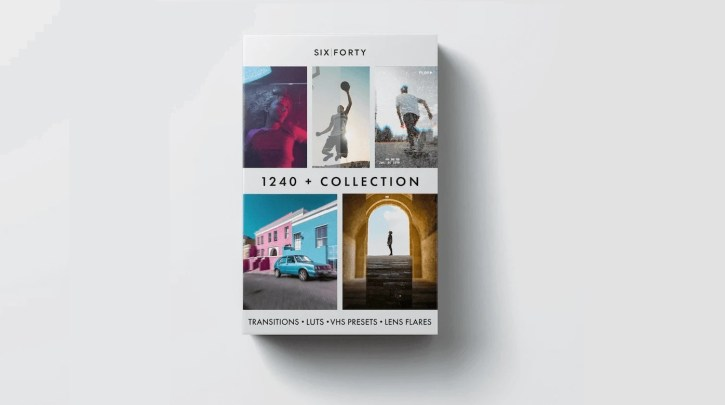 1240 Transitions Master Collection Free Download