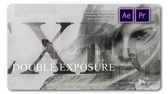 Double Exposure Inks Slideshow