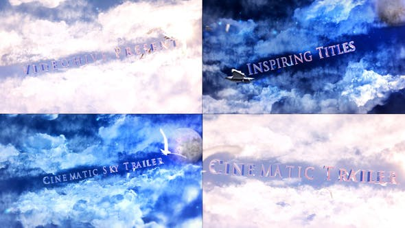 Cinematic Sky Titles
