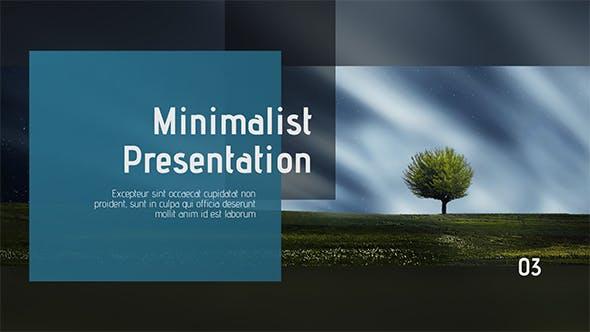 Minimalist & Clean Presentation