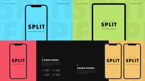 Split - App Promo