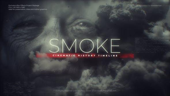 Smoke History Timeline
