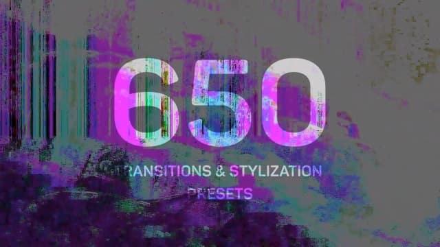 650 Transitions & Stylizations