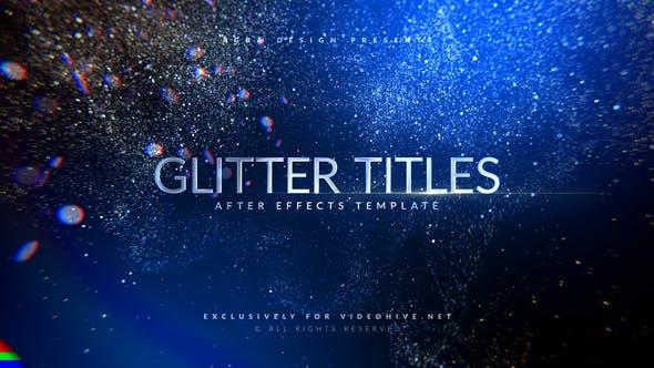 Awards Titles | Glitter
