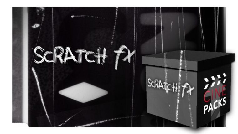 CinePacks – Scratch FX