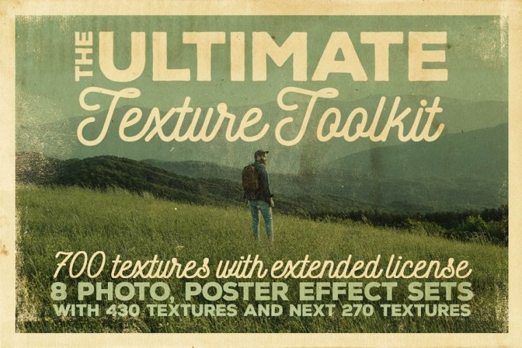 CreativeMarket The Ultimate Texture Toolkit