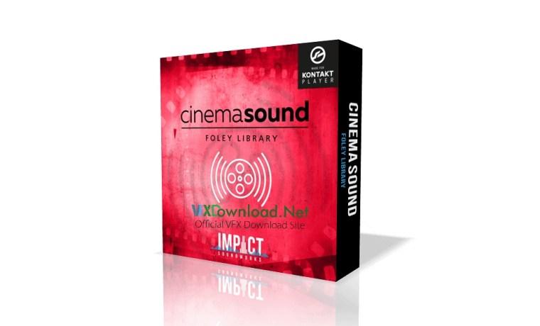 Impactsoundworks - Cinema Sound Foley Library