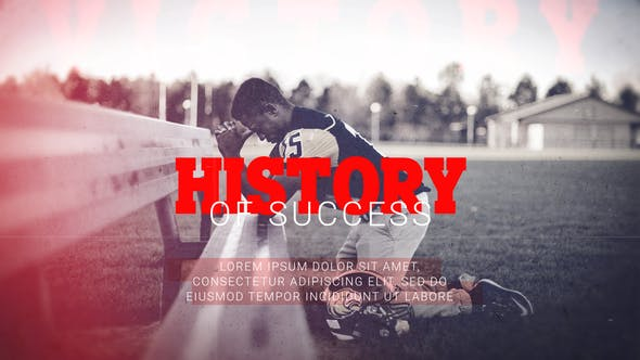 History of Success - Motivation Promo