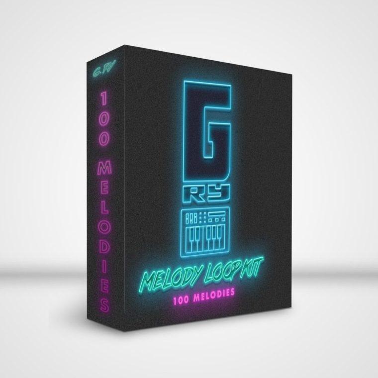 G.Ry Melody Loop Pack WAV