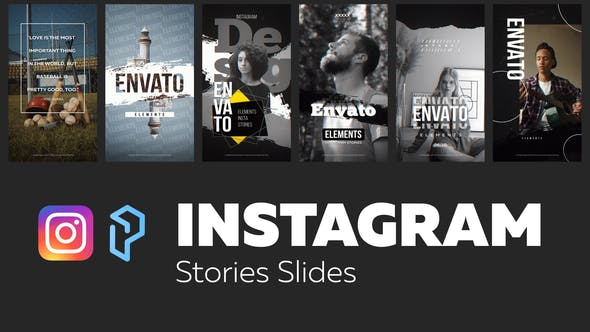 Instagram Stories Slides Vol. 13