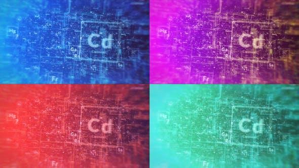 Chemical Digital Logo Reveal