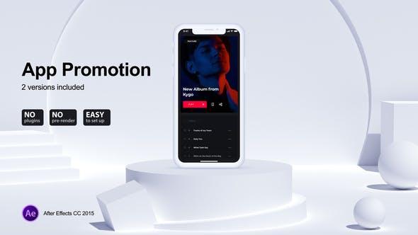 App Promotion // 11 Pro