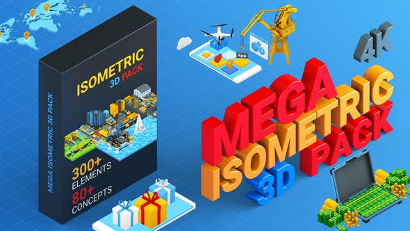 Isometric Mega Pack