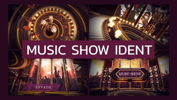 Music Show Ident