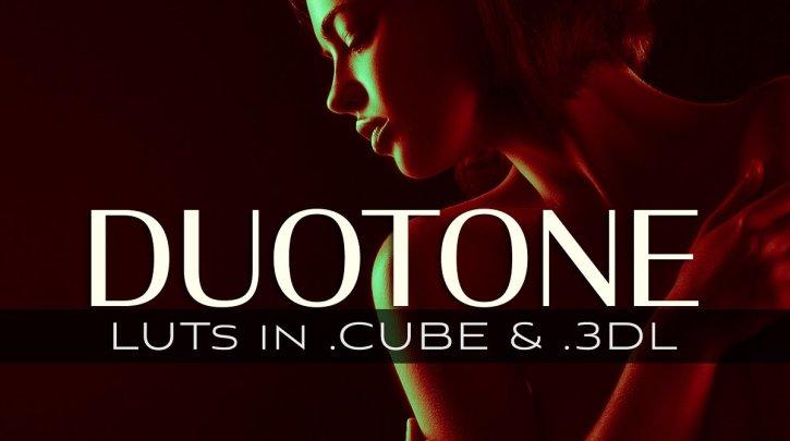 3d LUTs – Duotone