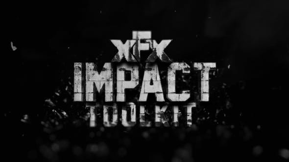 Impact Toolkit | Title & Logo Intro Maker