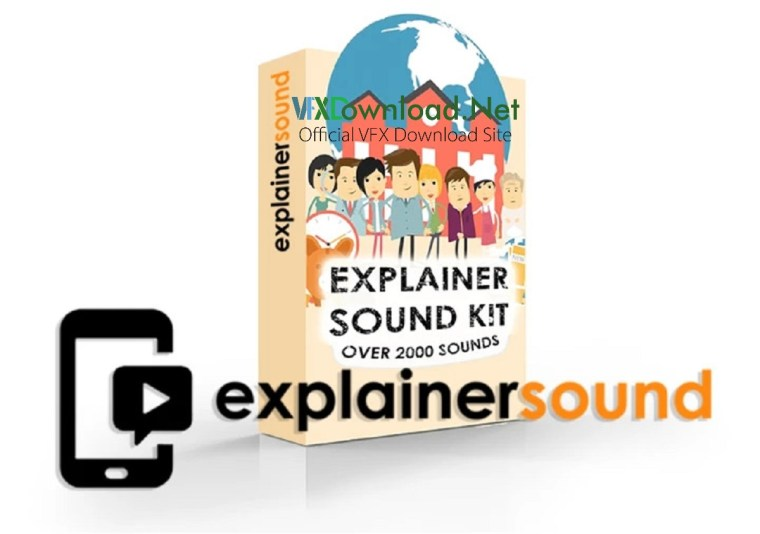 Explainer Sound SFX Library - Over 2000 Sounds for Motion Graphics and Explainer Videos