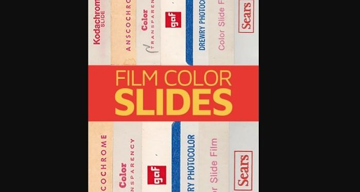 Master Filmmaker - Film Color Slides PRO