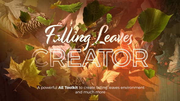 Falling Leaves Creator