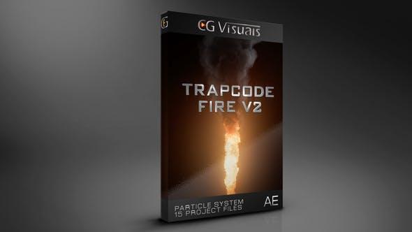 Trapcode Fire V2.3