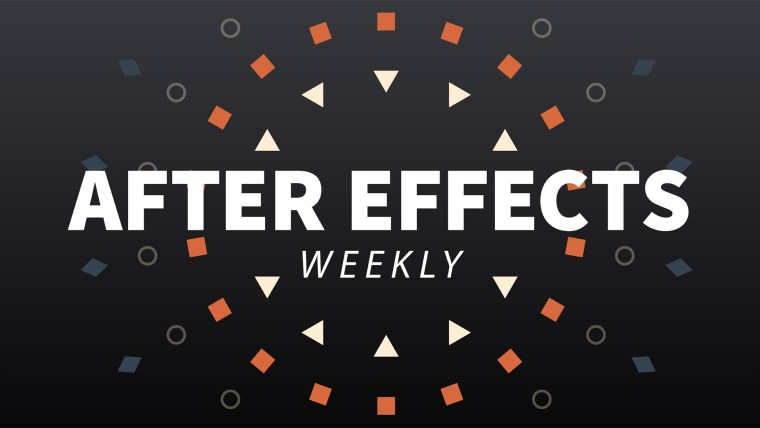 After Effects Weekly by Eran Stern
