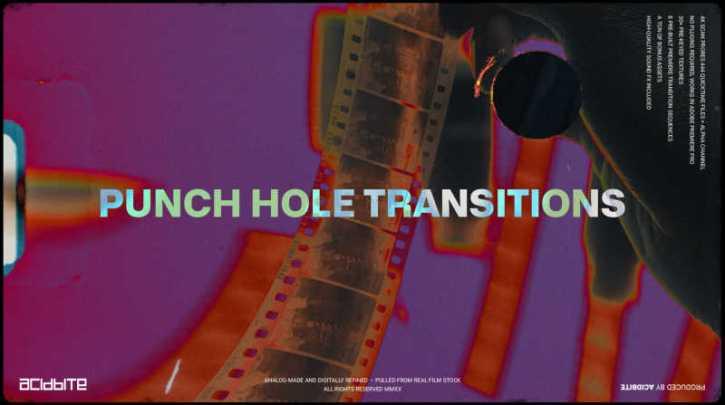 AcidBite - Punch Hole Transitions