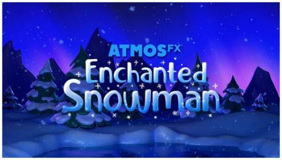 AtmosFX - Enchanted Snowman