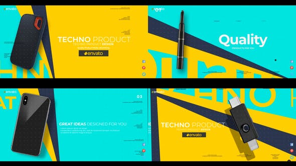 Technologic Product Promo V3