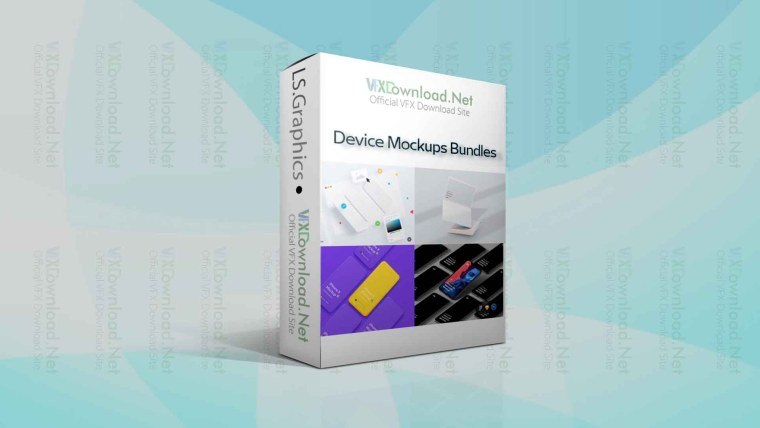 Ls.graphics Device Mockups Bundles