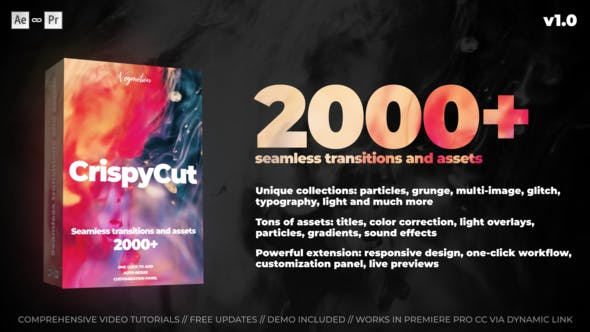Videohive Transitions V1.0
