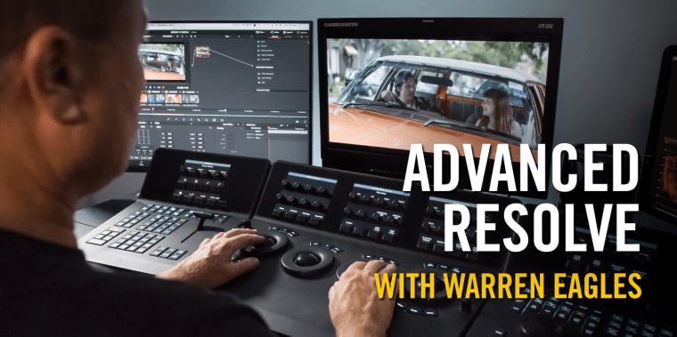 FXPHD – Advanced Resolve