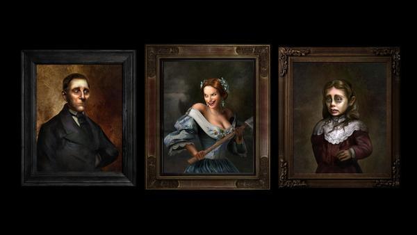 AtmosFX – Unliving Portraits