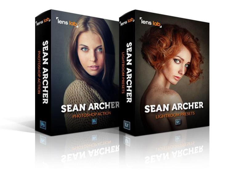 Lenslab - Sean Archer's Portrait Master Bundle v4.5.1