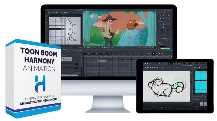 Bloopanimation Toon Boom Harmony Animation Course