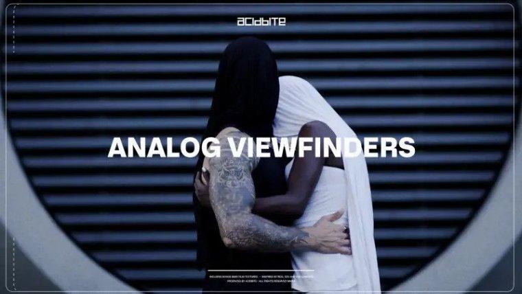 AcidBite - Analog Viewfinders