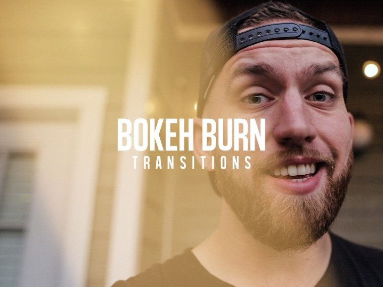 Sellfy - Bokeh Burn Transitions | 10 Pack
