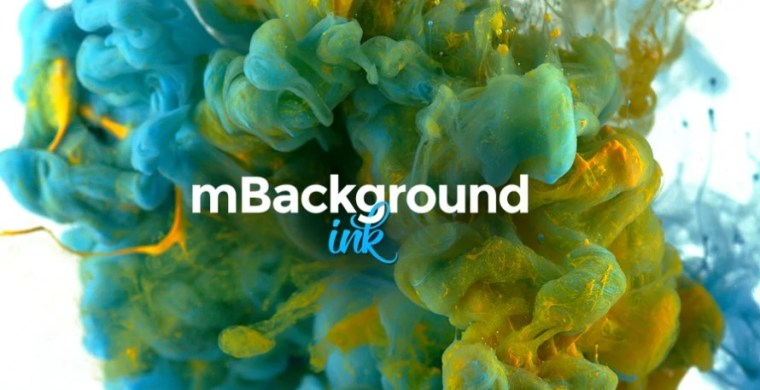Motionvfx - mBackground Ink - 4K Background and Compositing Elements