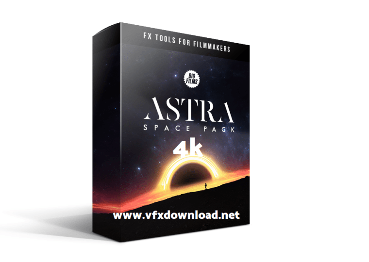 Big Films - ASTRA - Space Pack (4K)