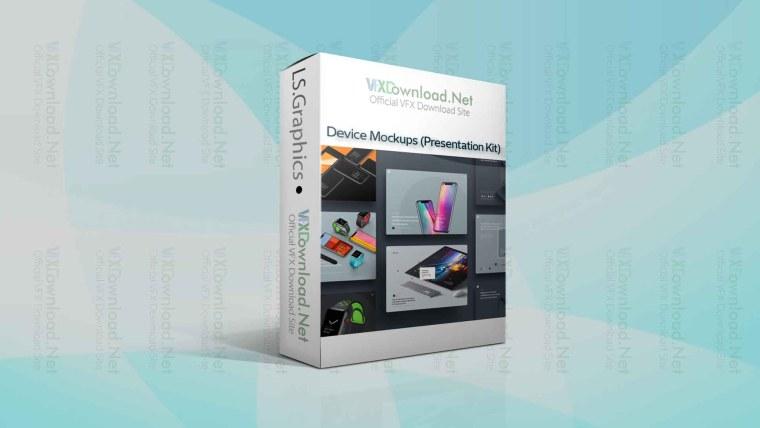 Ls.graphics Device Mockups (Presentation Kit) Collection