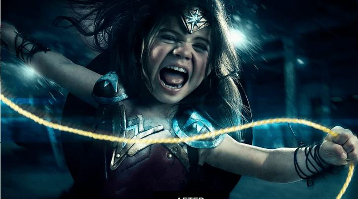 FullTimePhotographer - Wonder Woman
