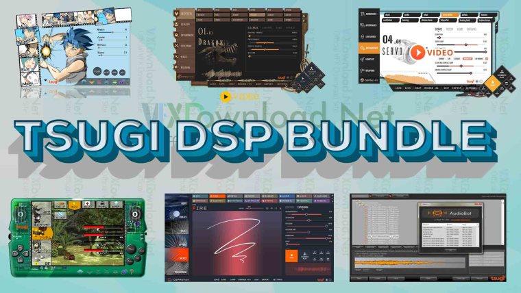Tsugi-studio - Tsugi DSP Bundle