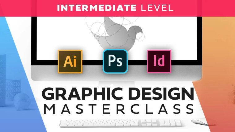 Graphic Design Masterclass Intermediate: The NEXT Level By Lindsay Marsh