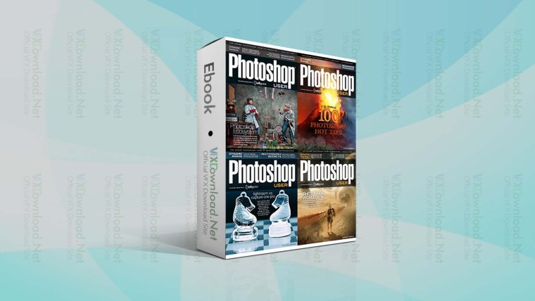Photoshop User Collection 2007 to 2020