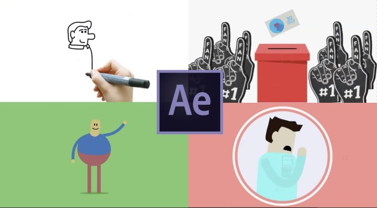Animate an Explainer Video in Adobe After Effects CC with Motion Graphics By Lucas Ridley