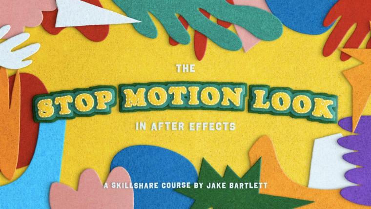 The Stop Motion Look in After Effects By Jake Bartlet