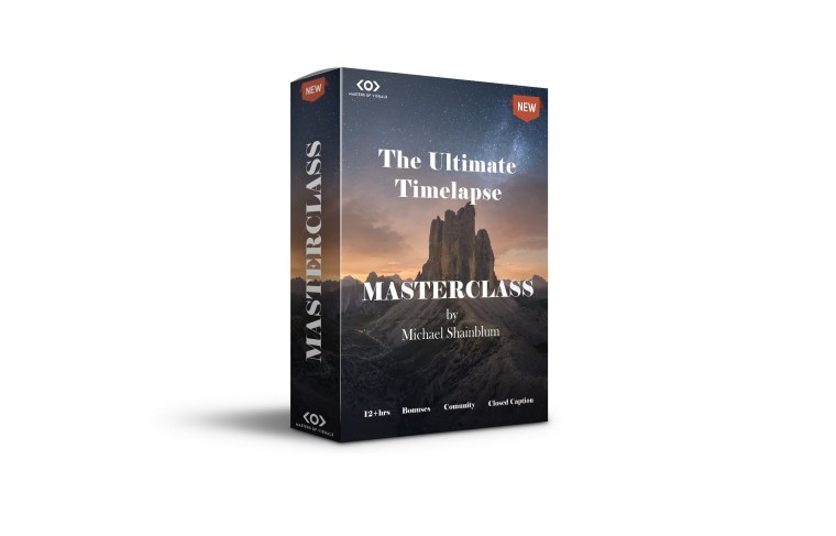 Mastersofvisuals - The Ultimate Time-Lapse Photography Masterclass By Michael Shainblum