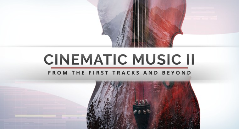 Evenant - Cinematic Music II: From The First Tracks and Beyond