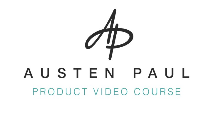 Productvideocourse - Austen Paul Product Video Course