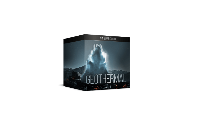 Boom Library - Geothermal 3D Surround Edition WAV-AwZ